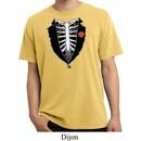 Halloween Tuxedo Mens Pigment Dyed T-shirt