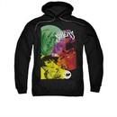 Harley Quinn Hoodie Gotham Sirens Black Sweatshirt Hoody