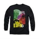 Harley Quinn Shirt Gotham Sirens Long Sleeve Black Tee T-Shirt