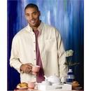 Ultra Club Shirt Long Sleeve Denim with Pocket Cypress Shirt