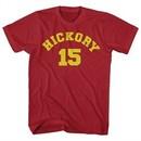 Hoosiers Shirt Hickory 15 Cardinal Red T-Shirt
