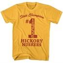 Hoosiers Shirt Number 1 Gold T-Shirt