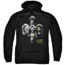 It's Always Sunny In Philadelphia Hoodie Rocker Heads Black Sweatshirt Hoody