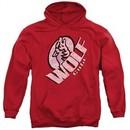 It's Always Sunny In Philadelphia Hoodie Wolf Cola Red Sweatshirt Hoody