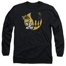 It's Always Sunny In Philadelphia Long Sleeve Shirt Pile Black Tee T-Shirt