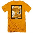 It's Always Sunny In Philadelphia Slim Fit Shirt Sunny Quotes Gold T-Shirt