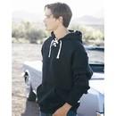 J America Hoodie Hooded Sweatshirt Sport Lace Hoody