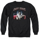 Jeff Beck Sweatshirt Hotrod Adult Black Sweat Shirt