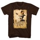 John Wayne Shirt American Legend Poster Black T-Shirt