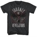 Journey Shirt Revelations Black Tee T-Shirt
