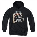 Justice League Movie Kids Dawn Unite the League Black Youth Hoodie