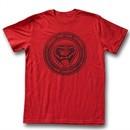Karate Kid Shirt Sweep The Leg Johnny Red T-Shirt