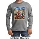 Kids Biker Shirt Sturgis Indian Long Sleeve Tee T-Shirt