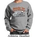 Kids Biker Sweatshirt Smoke Em Sweat Shirt