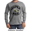 Kids Dodge Shirt Super Bee Long Sleeve Tee T-Shirt