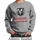 Kids Dodge Sweatshirt Ram Hemi Logo Sweat Shirt