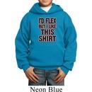 Kids Fitness Hoodie Id Flex Hoody