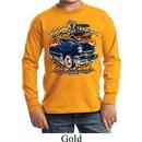 Kids Ford Shirt American Tradition Long Sleeve Shirt