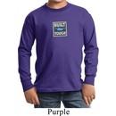 Kids Ford Shirt Built Ford Tough Small Print Long Sleeve Tee T-Shirt