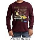 Kids Ford Shirt Driving and Tagging Bucks Long Sleeve Shirt