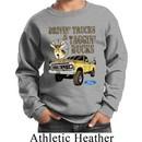 Kids Ford Sweatshirt Driving and Tagging Bucks Sweat Shirt