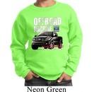 Kids Ford Sweatshirt F-150 4X4 Off Road Machine Sweat Shirt