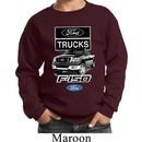 Kids Ford Sweatshirt F-150 Truck Sweat Shirt