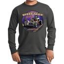 Kids Frankenstein Tee Frankie's Speed Shop Youth Long Sleeve