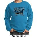 Kids Gymnastics Sweatshirt Competitive Gymnast Sweat Shirt