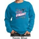 Kids Gymnastics Sweatshirt Miss Gymnast To You Sweat Shirt