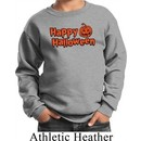 Kids Happy Halloween with Pumpkin Youth Sweatshirt