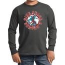 Kids Peace Shirt Give Peace a Chance Long Sleeve Tee T-Shirt