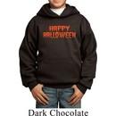 Kids Spooky Happy Halloween Youth Hoodie