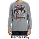 Kids Three Stooges Shirt Nyukleheads Garage Dry Wicking Long Sleeve