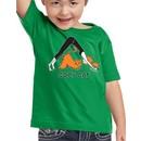 Kids Yoga Shirt Copy Cat Toddler Tee T-Shirt