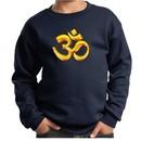 Kids Yoga Sweatshirt 3D OM Sweat Shirt