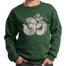 Kids Yoga Sweatshirt Ganesha OM Sweat Shirt