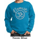 Kids Yoga Sweatshirt Namaste Om Sweat Shirt