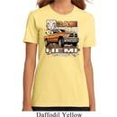 Ladies Dodge Shirt Ram Hemi Trucks Organic Tee T-Shirt