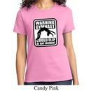 Ladies Gymnastics Shirt Warning Gymnast Could Flip Tee T-Shirt