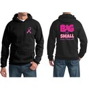 Ladies Shirt Pink Ribbon Best Pillows Ever Front & Back V-neck Tee