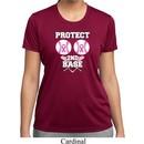 Ladies Shirt Protect 2nd Base Moisture Wicking Tee T-Shirt