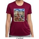 Ladies Shirt Sturgis Indian Moisture Wicking Tee T-Shirt
