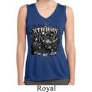 Ladies Stooges Bike Week Sleeveless Moisture Wicking Tee T-Shirt