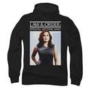 Law & Order: SVU Hoodie Sweatshirt Behind Closed Black Adult Hoody
