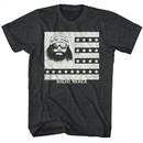 Macho Man Shirt Mericman Black Tee T-Shirt
