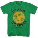 Magnum PI Shirt Island Hopper Kelly Green T-Shirt