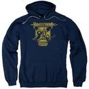 Masters Of The Universe Hoodie Sweatshirt Hero Of Eternia Navy Adult Hoody Sweat Shirt