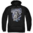 Masters Of The Universe Hoodie Sweatshirt Straight Outta Grayskull Black Adult Hoody Sweat Shirt