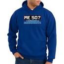 50th Birthday Hooded Hoodie Funny Me 50 Years Royal Hoody Sweatshirt